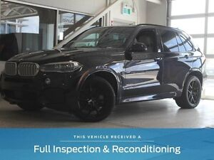 2015 BMW X5 xDrive50i-AWD-Moon Roof-Nav-Heated Leather Seats