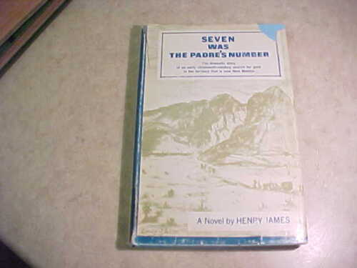 Book-Seven was the Padre