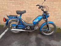 Jawa Babetta moped 1994 only 559 miles lovely runner