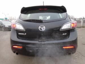 2010 Mazda Mazda3 GT SPORT PKG--ONE OWNER-CLEAN CARPROOF Edmonton Edmonton Area image 2