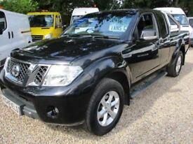 2011 Nissan Navara 2.5dCi King Cab Pickup Acenta NO VAT 90K GUARANTEED