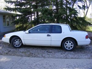 1991 Mercury Cougar XR7 Coupe (2 door)