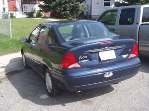 2002 Ford Focus Berline
