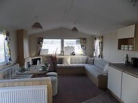 BRAND NEW STATIC CARAVAN FOR SALE, NR BRIDLINGTON, EAST COAST, YORKSHIRE, DIRECT BEACH ACCESS