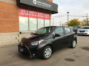 2016 Toyota Yaris LE | Automatic | Bluetooth | Air Conditioning