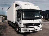 2008 Mercedes-Benz Atego 1224 Diesel white Manual