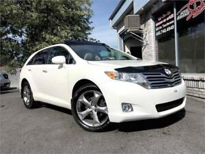 2011 Toyota Venza AWD 3.5L V6 LIMITED TOIT PANO CUIR MAGS 20