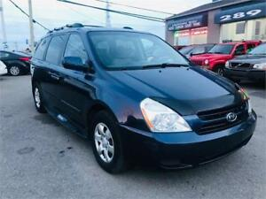 2008 KIA SEDONA LX  TV-DVD