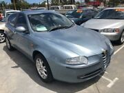 2005 Alfa Romeo 147 2.0 Twin Spark Blue 5 Speed Manual Hatchback St James Victoria Park Area Preview