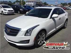 Cadillac ATS 2.0T AWD Cuir Toit Ouvrant MAGS 2015