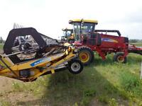 New Holland H8040 Swather