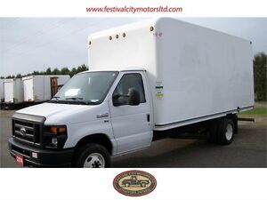 2014 Ford E-450 16' Unicel Cube Van | CERTIFIED