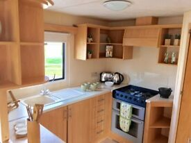 Lovely, modern static caravan for sale on our beautiful park in Portchawl Trecco Bay