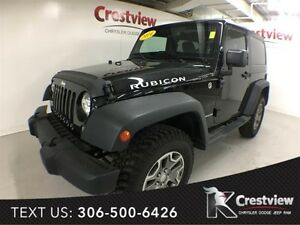 2014 Jeep Wrangler Rubicon w/ Navigation