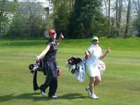 GOLF LESSONS CLINICS-LADIES, MENS, COUPLES