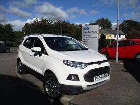 Ford EcoSport 1.0T ( 125ps ) ( X Pack ) EcoBoost Titanium (X Pack)