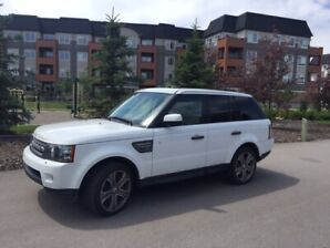 2011 Range Rover Sport, Supercharged, she's a beauty!