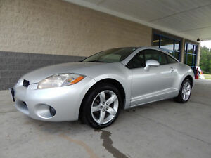 2007 Mitsubishi Eclipse SPORT PKG-SUNROOF-EXCELLENT SHAPE IN/OUT