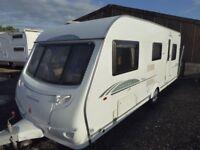 Coachman Amara 5 berth end bedroom,very good condition,Super quality.