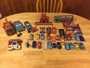 Cars - Lightning McQueen Collection