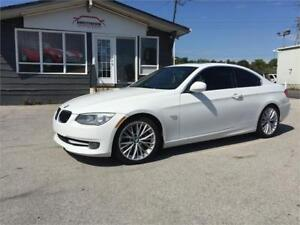 2011 BMW 3 Series 335i|NO ACCIDENT|RED INTERIOR|PRICED TOO SELL!