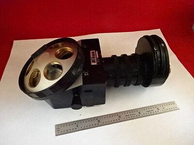 Microscope Part Nikon Japan Metaplan Vertical Illuminator Optics As Is N9-a-06