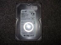 500gb sata 3.5 pc hard drive 7200rpm, NO TEXTS PLZ.