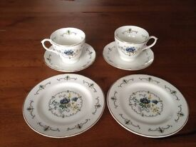 China Ware Tea Set for Two - Mayfair