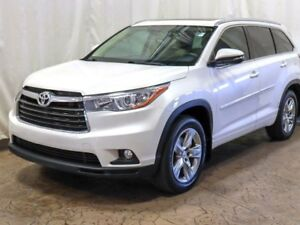 2015 Toyota Highlander Limited Platinum AWD w/ Navigation, Backu