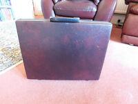 Vintage Samsonite briefcase