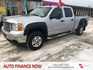 2012 GMC Sierra 2500HD 4WD Crew Cab SLE REDUCED PAYMENTS