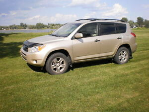 2007 Toyota RAV4 AWD AUTOMATIQUE 96 546 KM - SUPER CLEAN