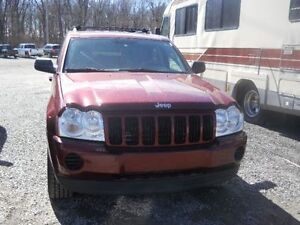 2007 Jeep Grand Cherokee with CAR STARTER - PRICED TO SELL