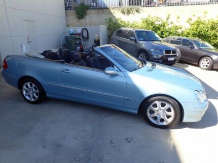 2003 Mercedes-Benz CLK320 C209 Avantgarde 5 Speed Automatic Coupe Wangara Wanneroo Area Preview