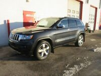 2013 Jeep Grand Cherokee Overland~ONE OWNER~ $ 16,999!! Calgary Alberta Preview