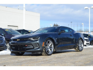 2018 Chevrolet Camaro LT Coupe Just Reduced By 8500.00 !!