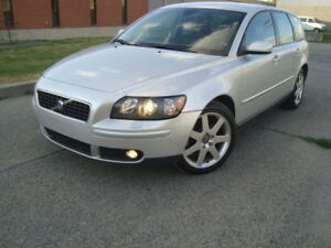 2006 VOLVO V50 2.4L 5 DOOR WAGON  ''150000 KMS''TAX INCLUDED''