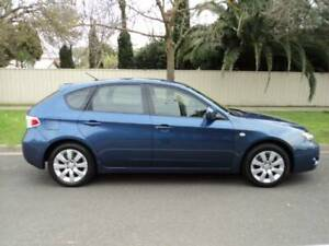 2010 Subaru Impreza R Manual Hatchback Hughesdale Monash Area Preview