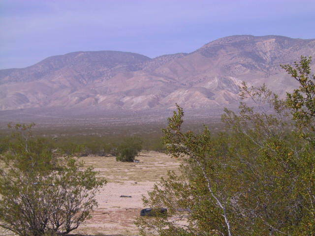 PRICE REDUCED DUE TO VIRUS - 20 ACRES MOJAVE KERN COUNTY 70 MIN TO L.A. - $100.00
