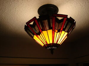 Antique Tiffany light