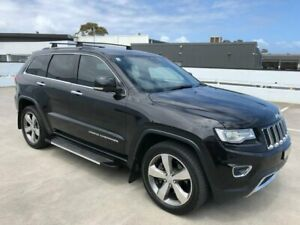 2014 Jeep Grand Cherokee WK MY15 Limited Black 8 Speed Sports Automatic Wagon Mornington Mornington Peninsula Preview