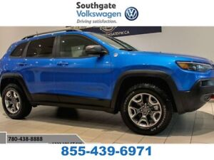 2019 Jeep Cherokee LOW KMS | TRAILHAWK | LEATHERETTE | BLUETOOTH