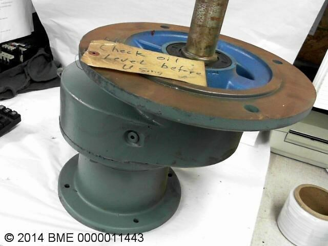Sew Eurodrive Gear Reducer Type# Rxf81Lp,