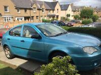 proton gen 2 colour angel blue, good running car