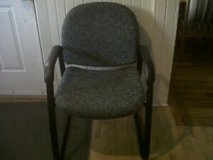 Reception style chairs