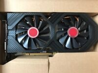 Radeon RX 580 Graphics Card 4GB GDDR5 One month old and unused