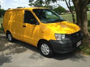 2001 Toyota Townace KR42R Yellow Manual Van Greenslopes Brisbane South West Preview