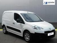 2013 Peugeot Partner HDI S L1 850 Diesel white Manual