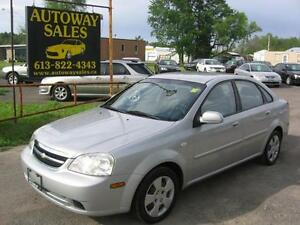 2005 Chevrolet Optra LS Automatic FWD