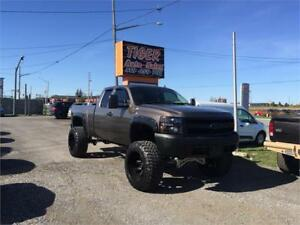 "2008 Chevrolet Silverado 1500**4X4*22"" WHEELS*37"" TIRES**7"" LIFT"